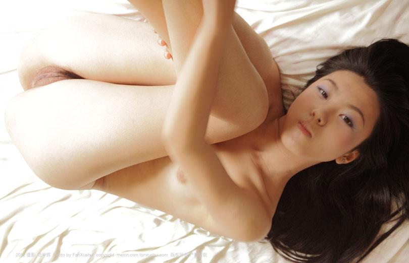 《Boudoir》超模薛婧12年9月29日室拍