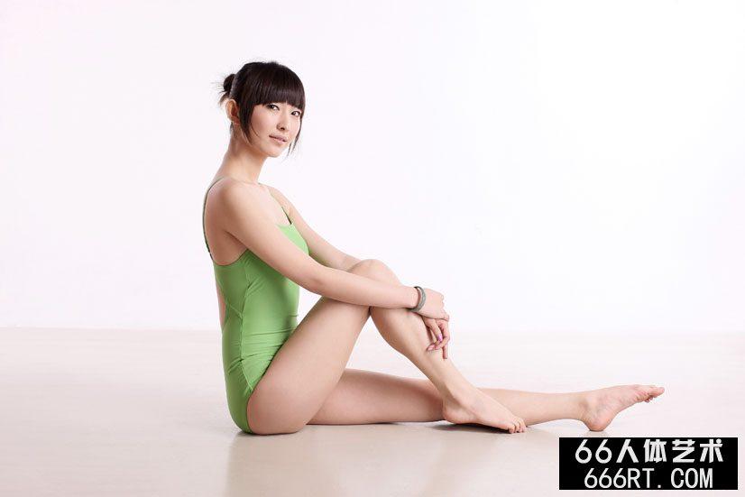 美模晨宇10年3月18日棚拍体操艺术